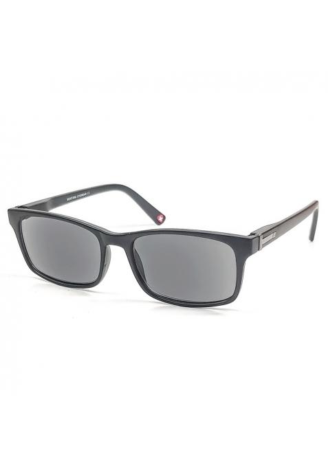 lunettes loupe de lecture teintées noires