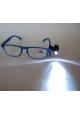 """Mini lampe led universel pour lunettes de lecture et lunettes de vue. Les """"CLIP-LED"""""""